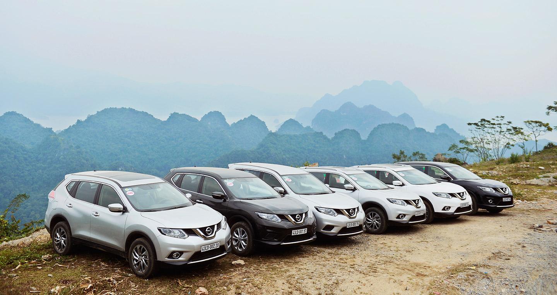 Cảm nhận về Nissan X-Trail qua hành trình Hà Nội – Mai Châu – Ba Khan 5