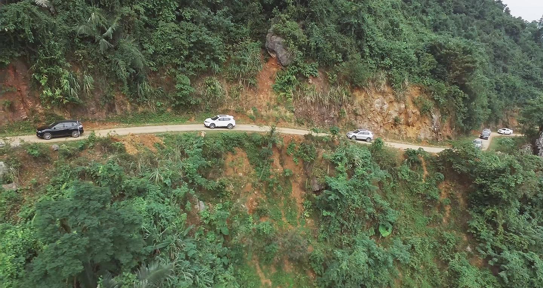 Cảm nhận về Nissan X-Trail qua hành trình Hà Nội – Mai Châu – Ba Khan 4