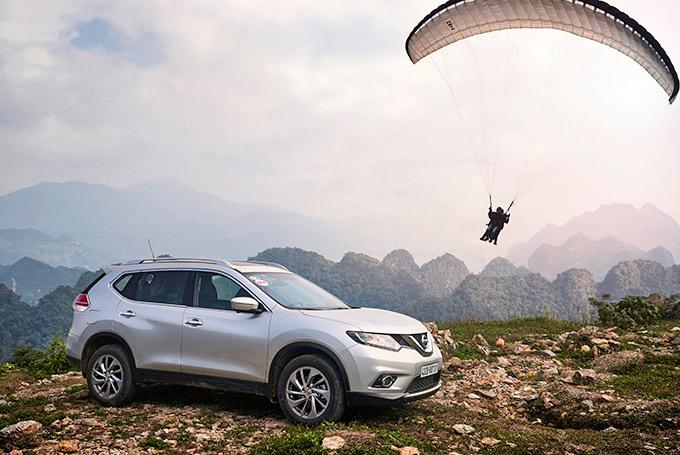 Cảm nhận về Nissan X-Trail qua hành trình Hà Nội – Mai Châu – Ba Khan 2
