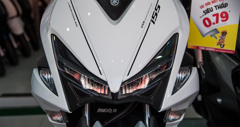 Yamaha NVX 155 đã có mắt tại đại lý và bắt đầu bàn giao xe cho khách 2