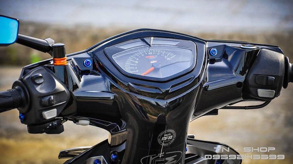 Mãn nhãn Yamaha Exciter 135 đời 2009 độ trị giá 100 triệu của tại Cần Thơ-2.jpg