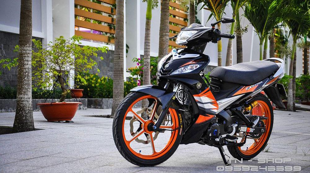 Mãn nhãn Yamaha Exciter 135 đời 2009 độ trị giá 100 triệu của tại Cần Thơ-3.jpg
