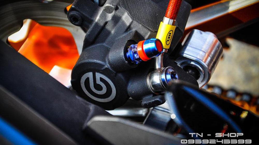 Mãn nhãn Yamaha Exciter 135 đời 2009 độ trị giá 100 triệu của tại Cần Thơ-7.jpg