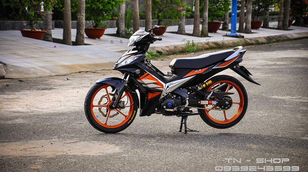 Mãn nhãn Yamaha Exciter 135 đời 2009 độ trị giá 100 triệu của tại Cần Thơ-9.jpg