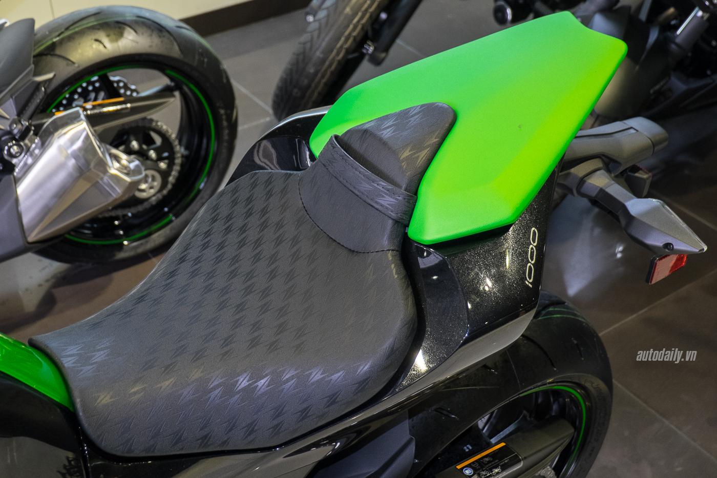 Kawasaki ra mắt tại Việt Nam với 2 bản: Z1000 2017 và ...
