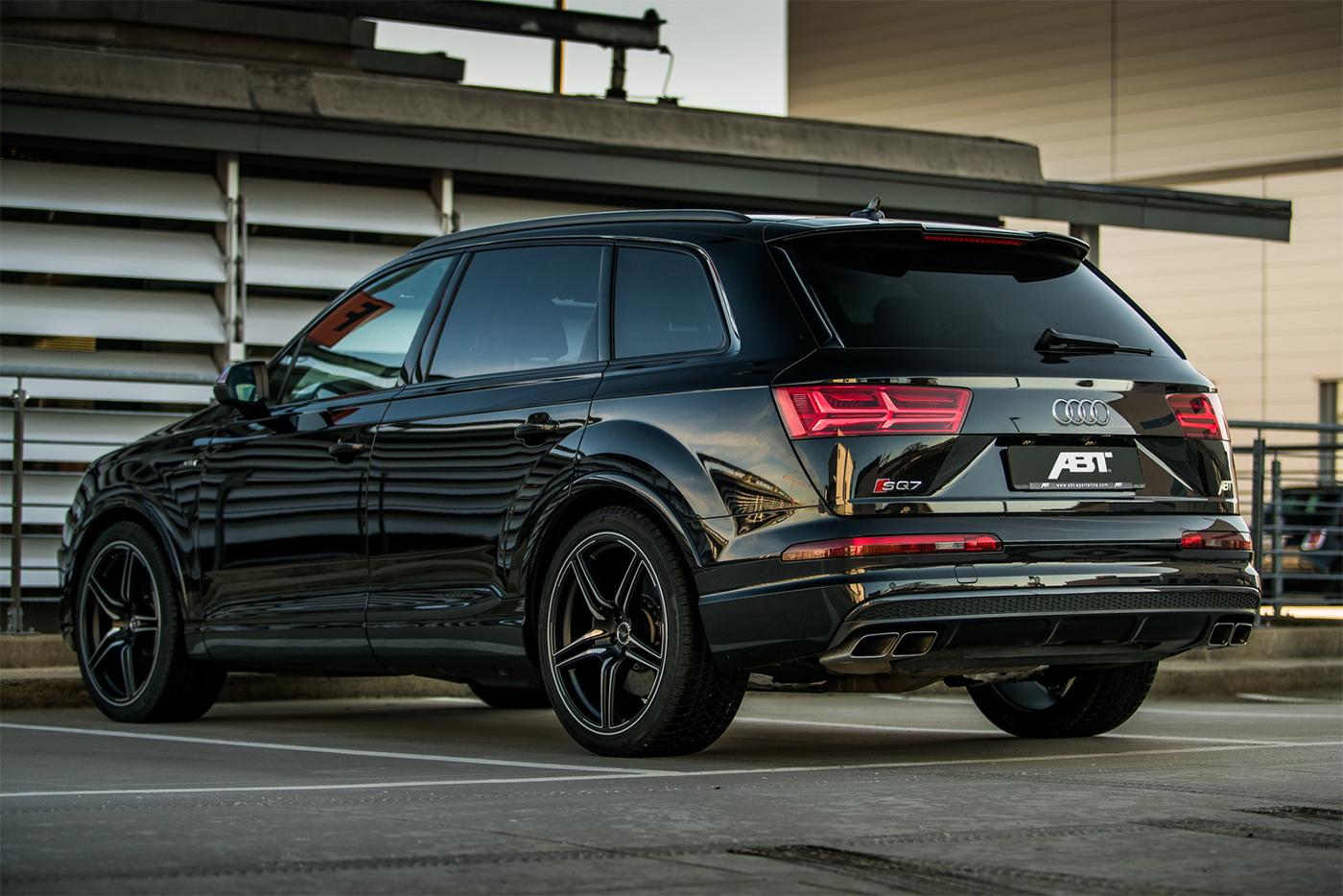 Cận cảnh Audi SQ7 độ từ thiết kế đến động cơ của hãng độ ABT Sportsline-3.jpg
