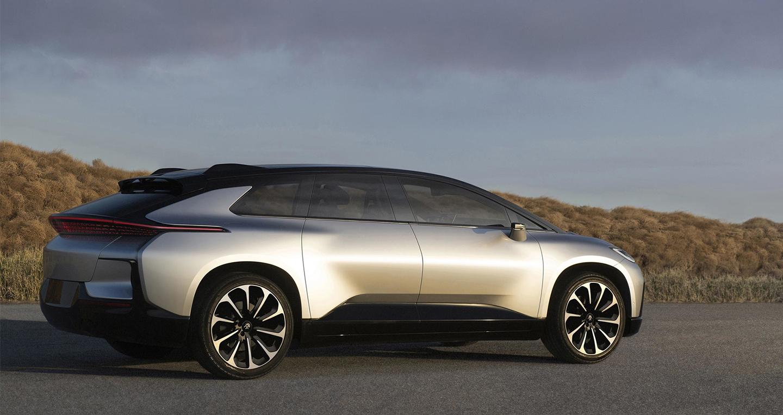 Suv Tesla Interior >> Faraday Future FF91 – Siêu xe điện mạnh 1.050 mã lực