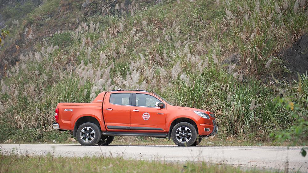 Xe bán tải tại Việt Nam chuẩn bị tăng giá bán chevrolet colorado high country 12
