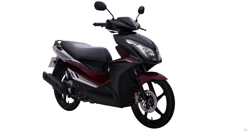 """Suzuki ra mắt xe tay ga """"sạch"""", giá """"mềm"""" tại Việt"""
