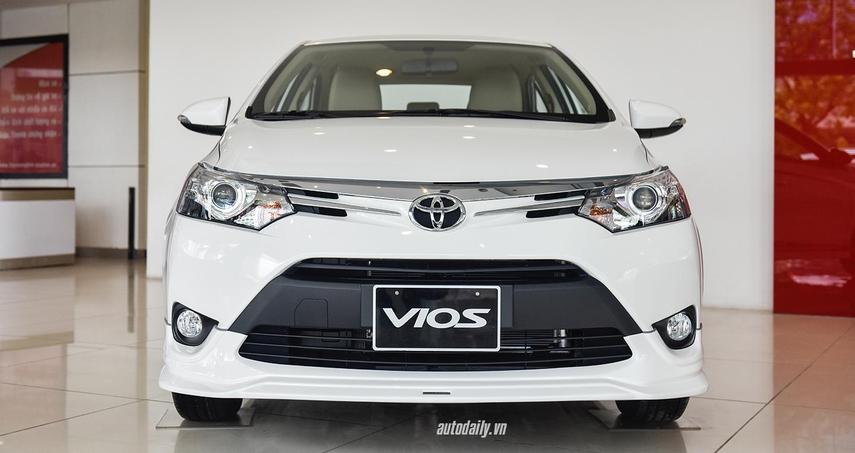 Chi Ti T Toyota Vios Trd 2017 Gi 644 Tri U Ng T I Vi T Nam