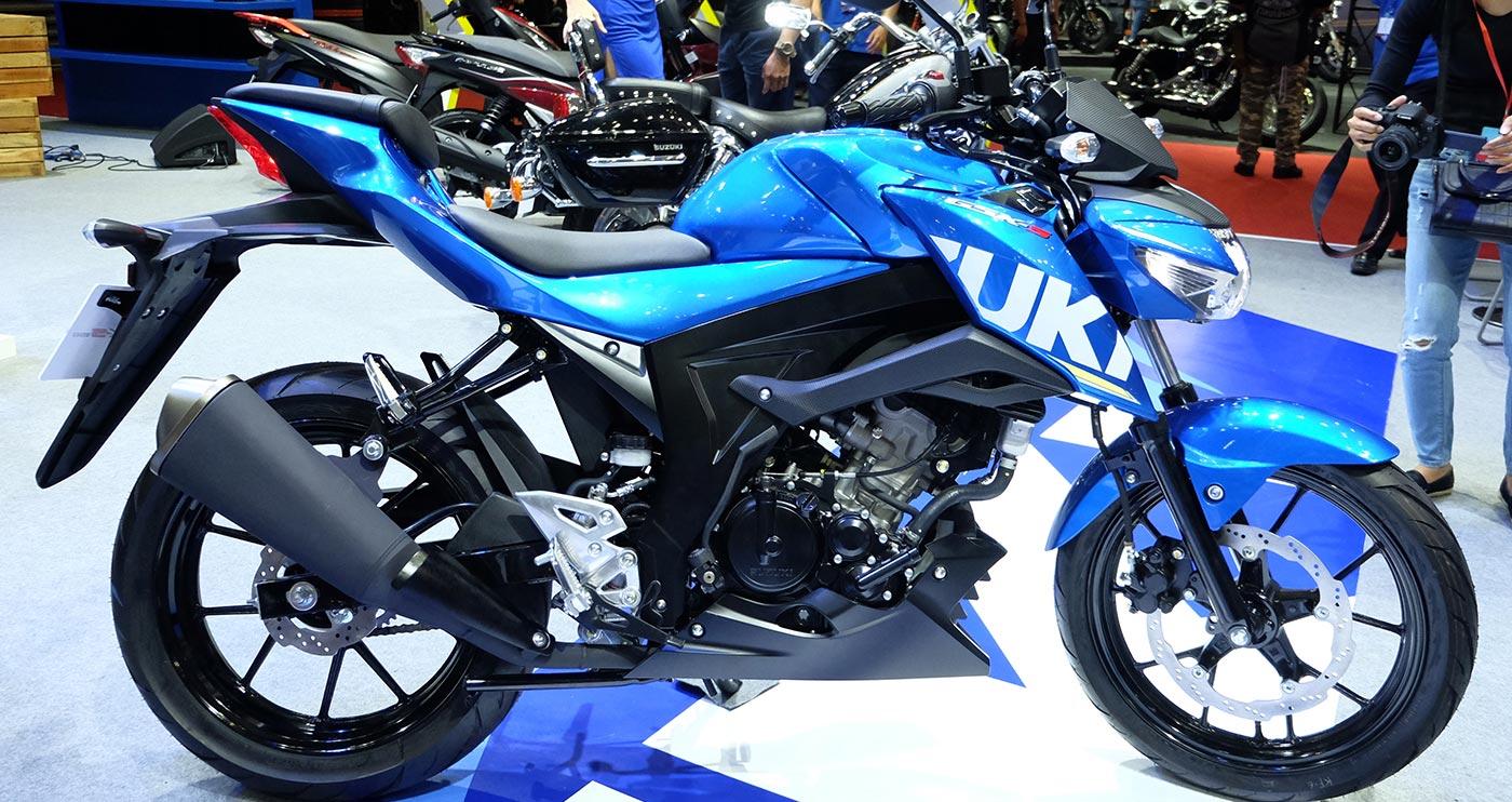 Kết quả hình ảnh cho Suzuki GSX s150 2017