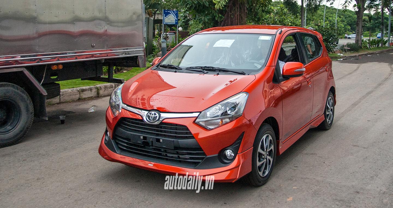 Toyota Wigo đối Thủ Nặng K 237 Của Hyundai Grand I10 Xuất