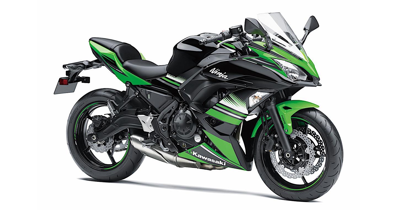 Kawasaki Ninja 650 ABS 2017 chuẩn bị về Việt Nam