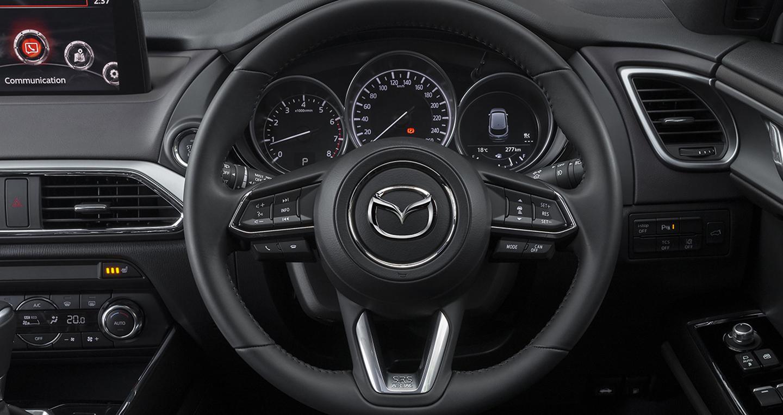 Mazda CX-9 2018 tiết lộ giá bán kèm loạt công nghệ mới - ảnh 3