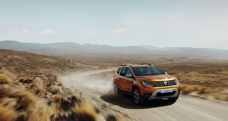 Vén màn Renault Duster 2018 hoàn toàn mới