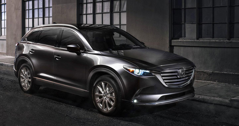 Mazda CX-9 2018 thêm nhiều trang bị an toàn mới