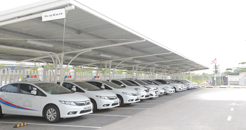Khởi động chương trình chương trình đào tạo lái xe ôtô hạng B1 và B2 từ Honda Việt Nam