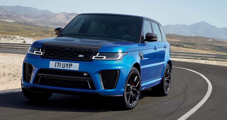 Range Rover Sport 2018 chính thức lộ diện, giá từ 81.300 USD