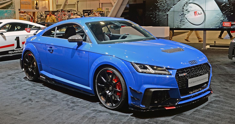 Xế độ Audi Tt Clubsport Turbo Concept Trang Bị động Cơ