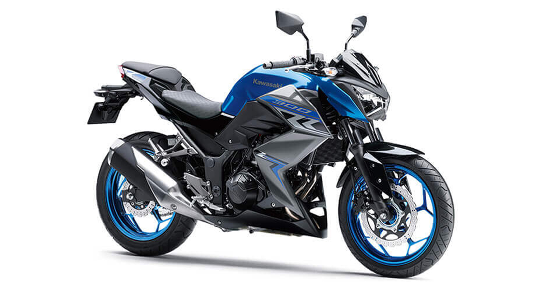 Kawasaki Z300 ABS 2018 chuẩn bị về Việt Nam, giá từ 129 triệu đồng