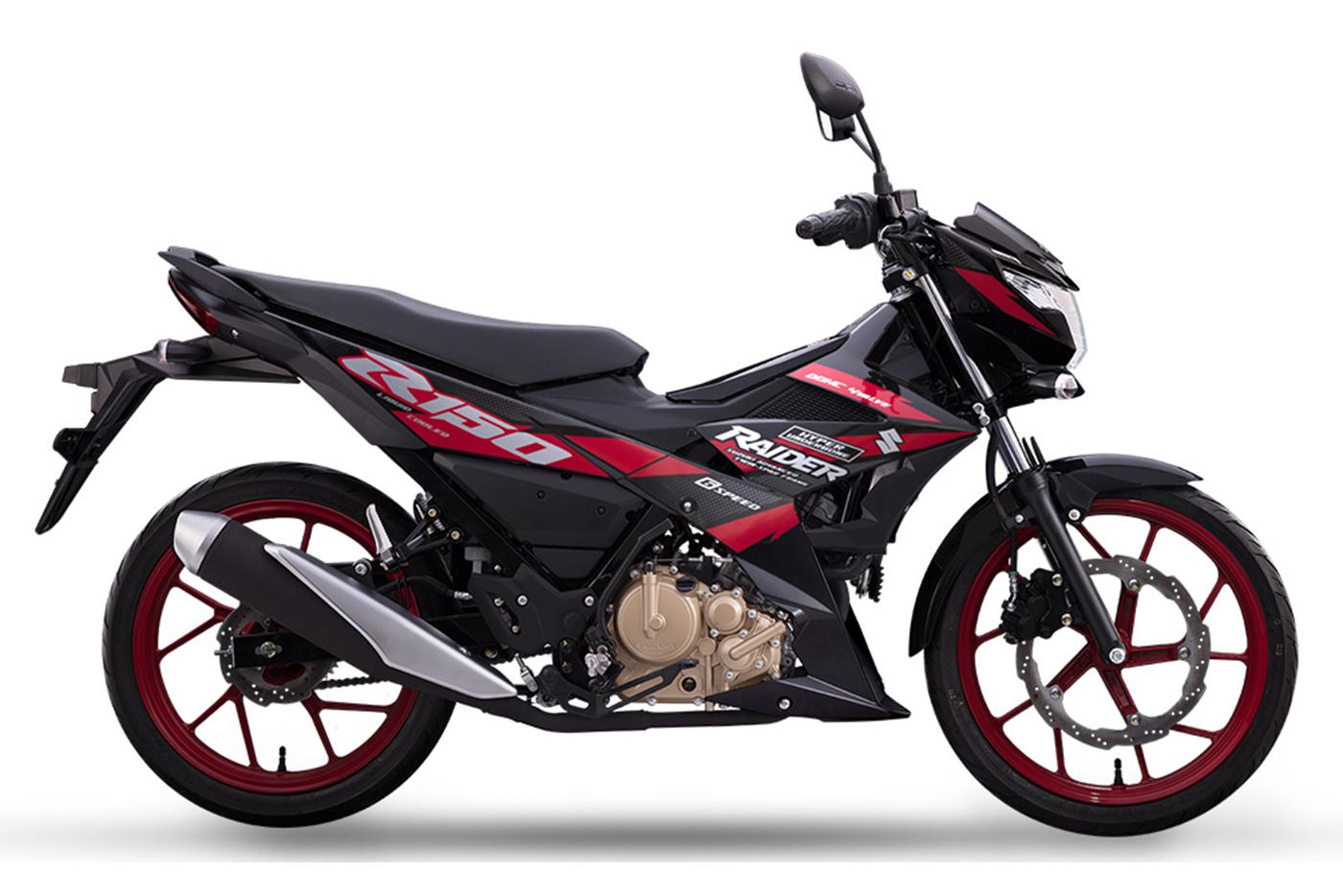 Suzuki Raider R