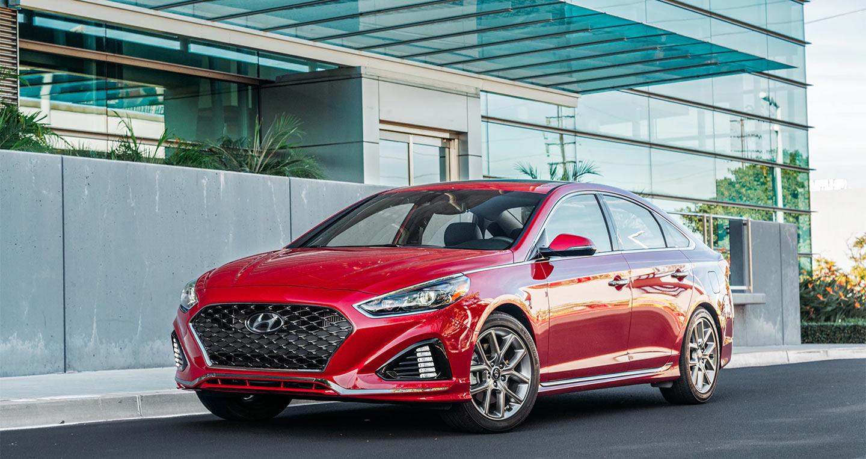 Hyundai Sonata 2.0T 2018: Đủ sức đương đầu với Accord và ...