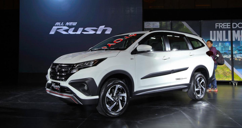 Chi Tiết Toyota Rush 2018 Tiểu Fortuner 7 Chỗ Gi 225 Rẻ