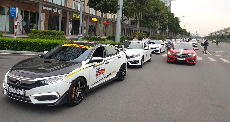 Civic Club SG Tưng Bừng Kỷ Niệm Sinh Nhật 2 Tuổi
