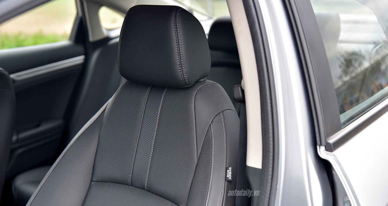 Honda Civic 1.8E-CVT - Honda Ôtô Nha Trang - 0905 069 259