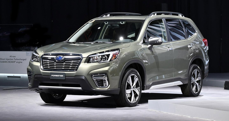 Nuova Subaru Outback 2019 >> Subaru Forester 2019 – Rộng rãi, an toàn và nhiều tính năng