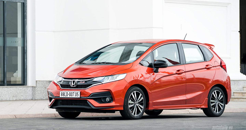 Honda Jazz VX 2018