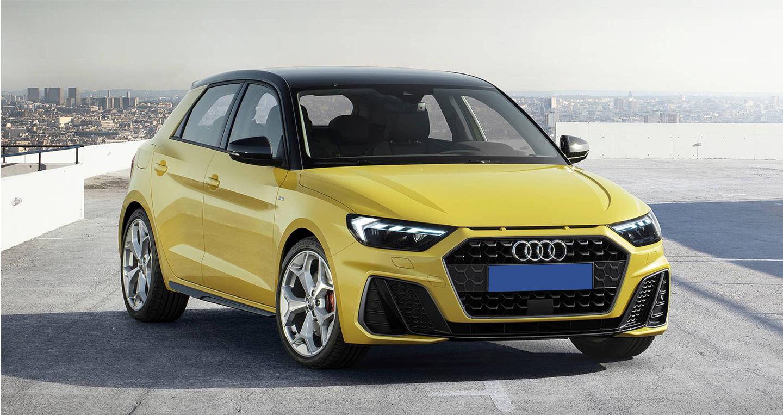 đầu tư giá trị - 2019 audi a1 sportback 5 - Audi A1 Sportback 2019 lộ diện, kiểu dáng cá tính, công suất 200 mã lực