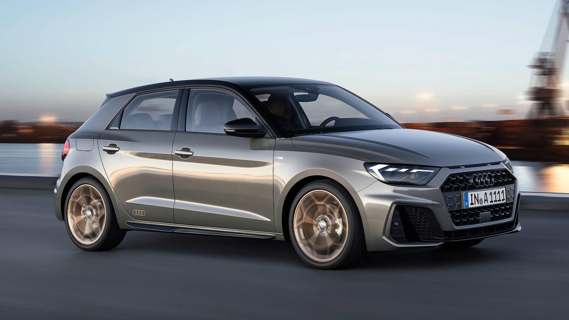 đầu tư giá trị - 2019 audi a1 sportback - Audi A1 Sportback 2019 lộ diện, kiểu dáng cá tính, công suất 200 mã lực