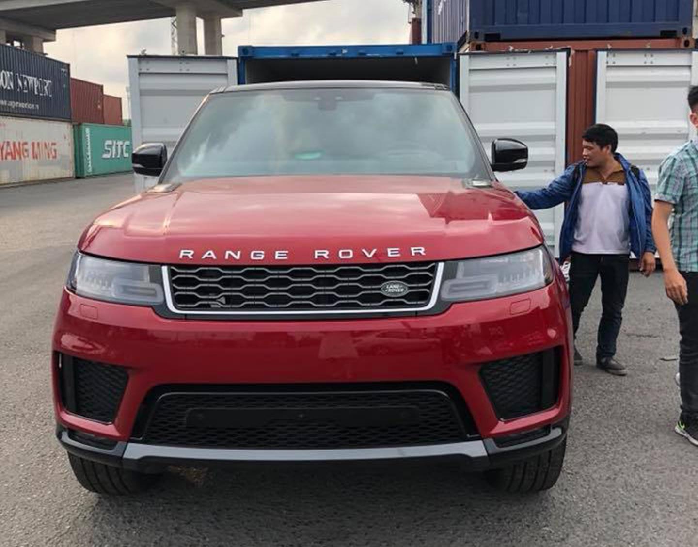 Kết quả hình ảnh cho Range Rover Sport 2018 về Việt Nam, giá từ 6,8 tỷ đồng