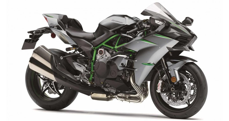 Kawasaki Ninja H2 2019 ra mắt với công suất vượt Ducati Panigale V4 - Hình 2