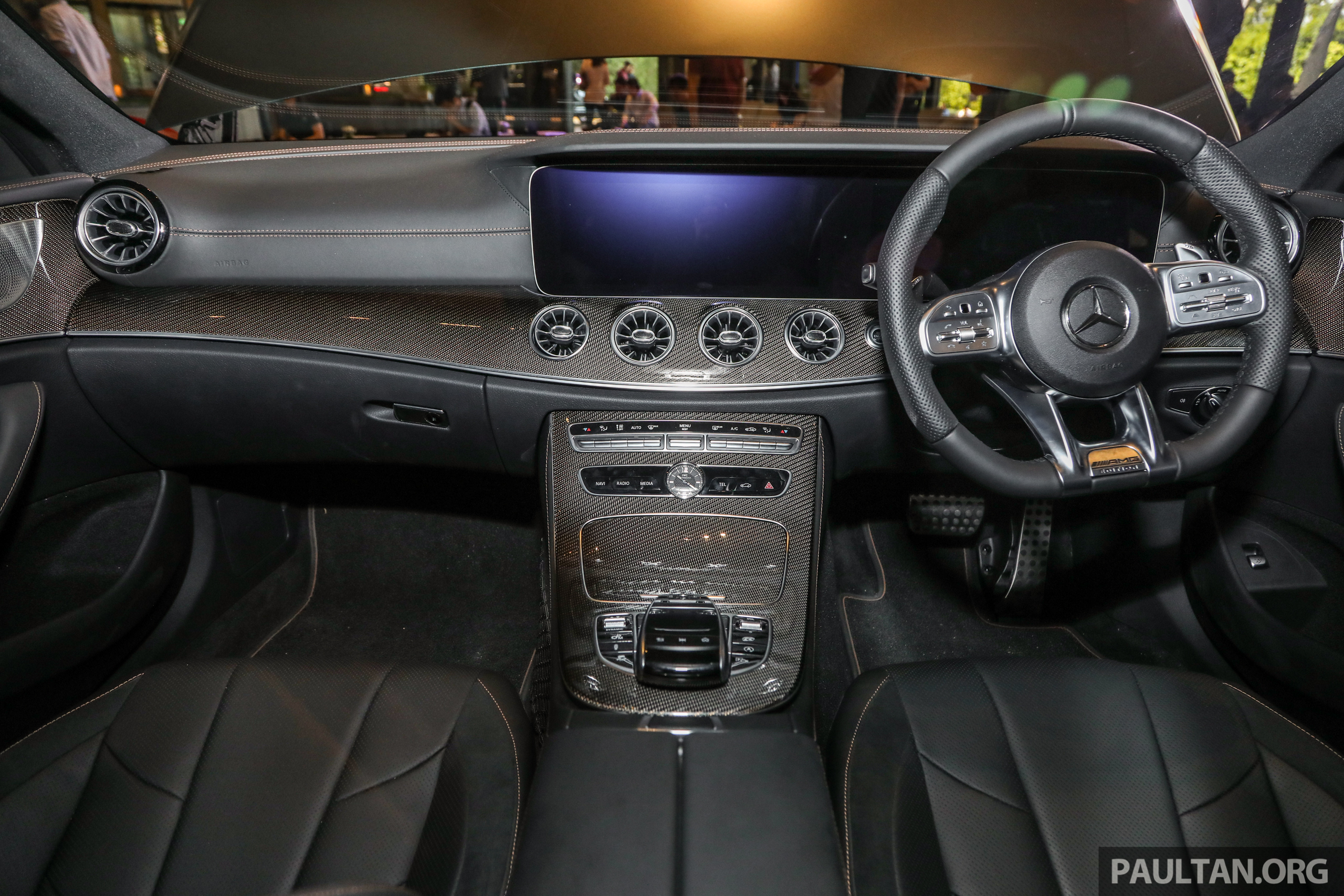 Mercedes benz cls 450 edition 1 2019 gi usd t i n for Mercedes benz cl amg