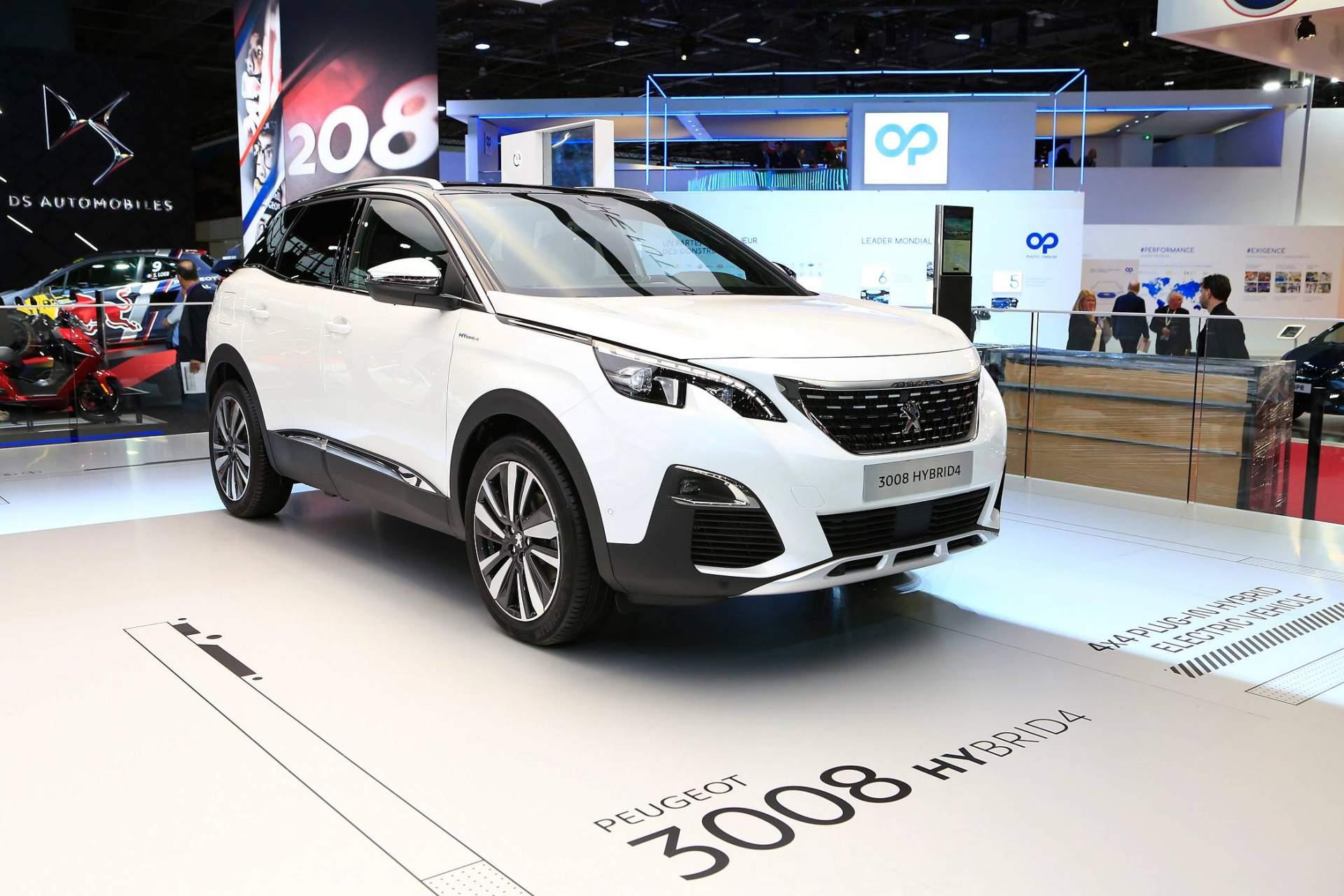 Kết quả hình ảnh cho Peugeot 3008