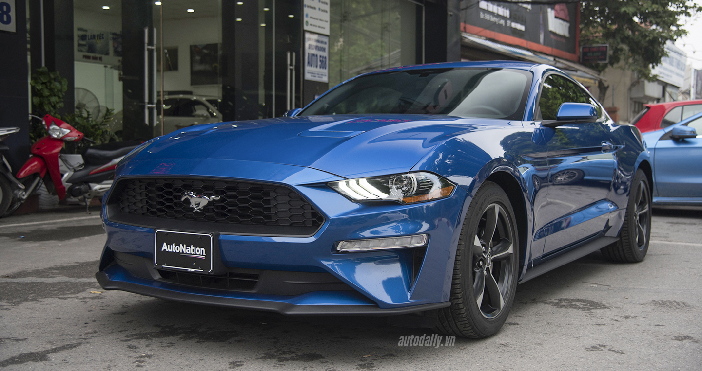 Ford Mustang Ecoboost Việt Nam