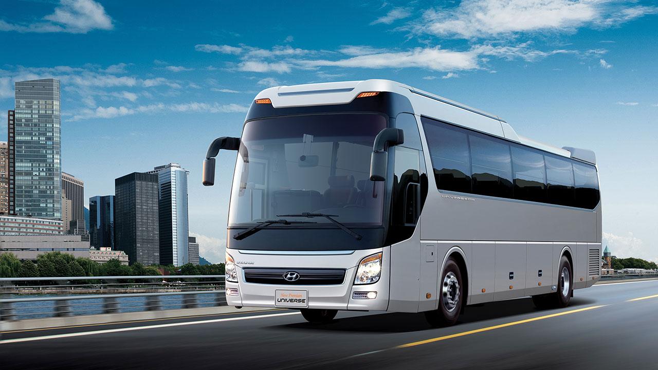 Hyundai Universe thế hệ mới ra mắt tại Việt Nam, giá từ 3,5 tỷ đồng