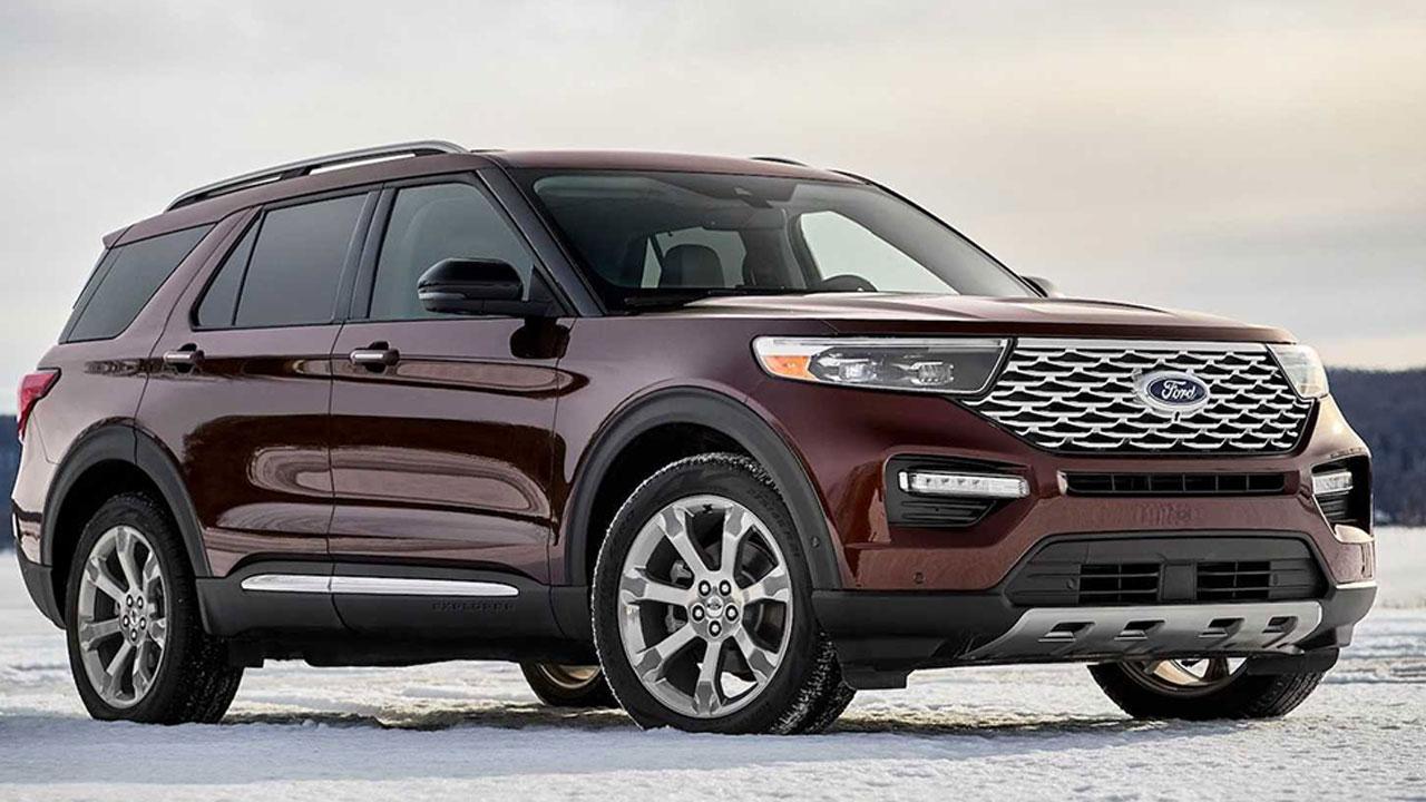 Ford Explorer 2020 chính thức trình làng