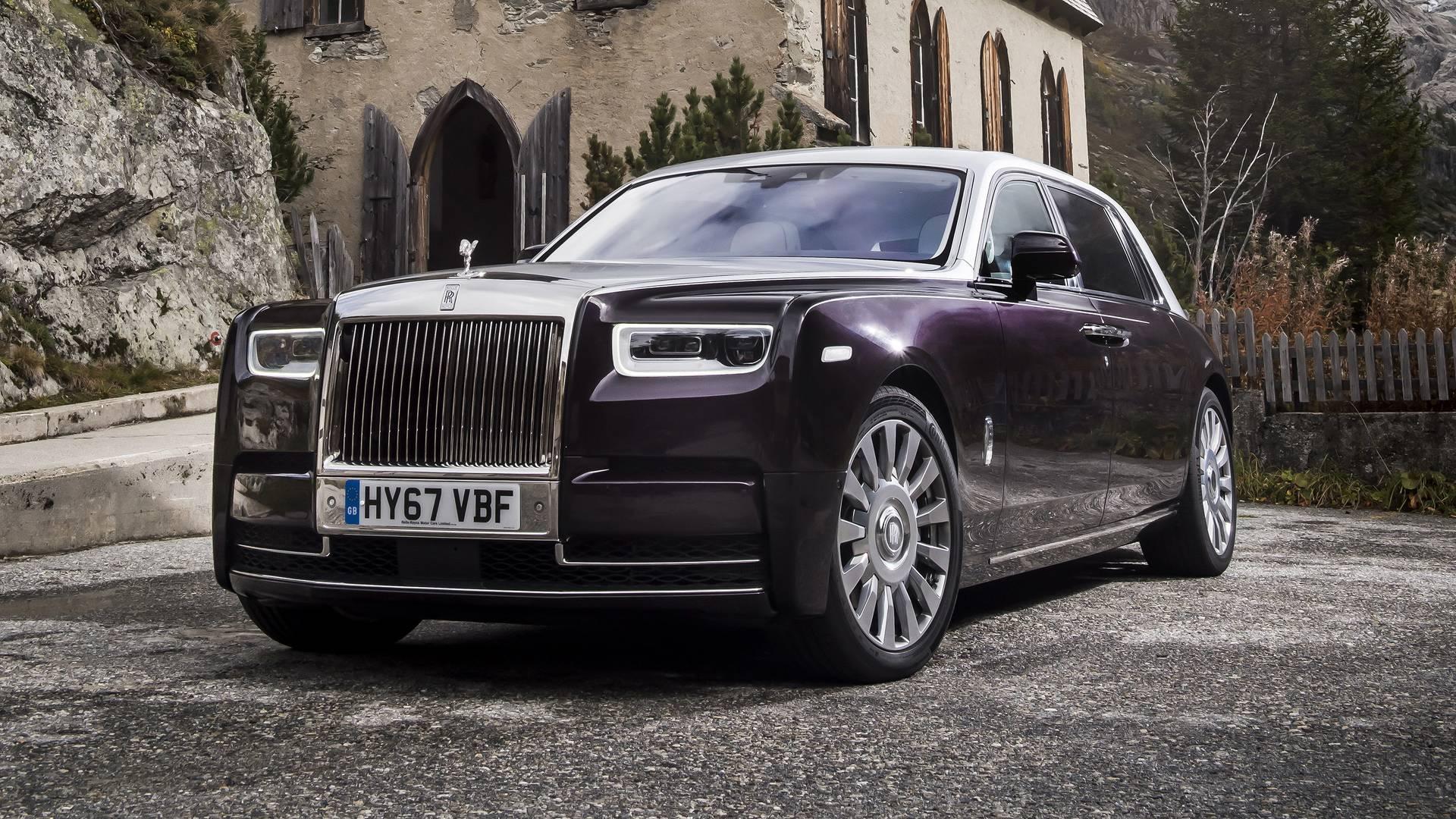 Day Chuyền Sản Xuất Xe Rolls Royce Co Nguy Cơ Bị Te Liệt Vi Brexit