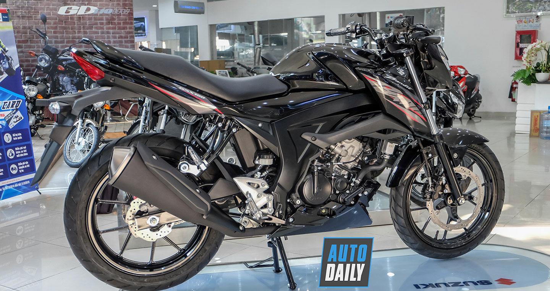 Ảnh chi tiết Suzuki GSX-150 Bandit chính hãng tại Việt Nam