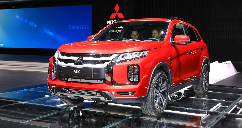 Mitsubishi Outlander Sport 2020 ra mắt với nhiều nâng cấp