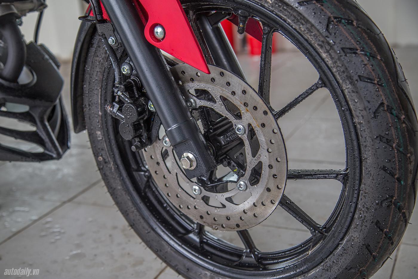 Dưới 85 triệu, chọn Yamaha FZ-150i hay Honda CB150R