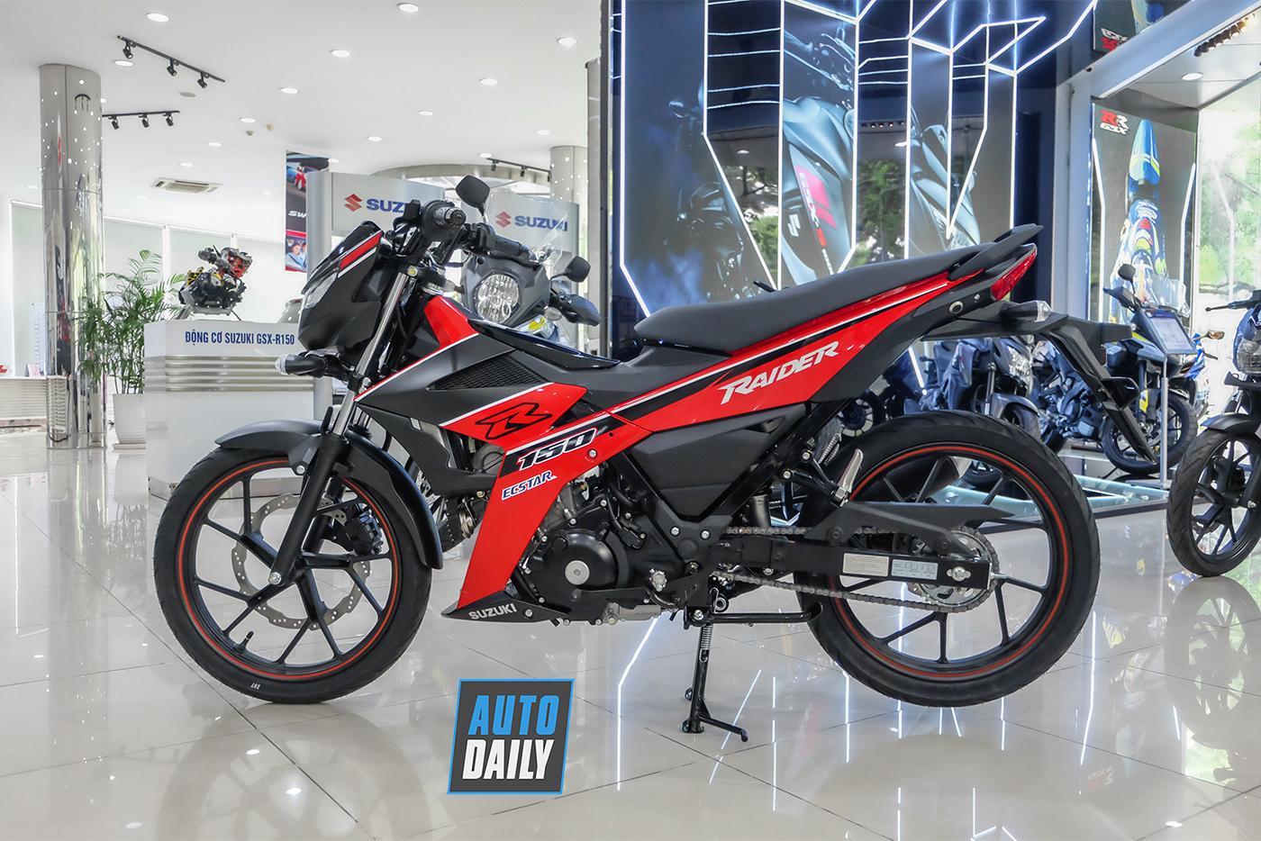 Suzuki raider 150 fi 2019