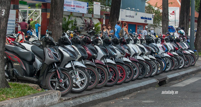 Quý II/2019, người Việt mua gần 750.000 xe máy