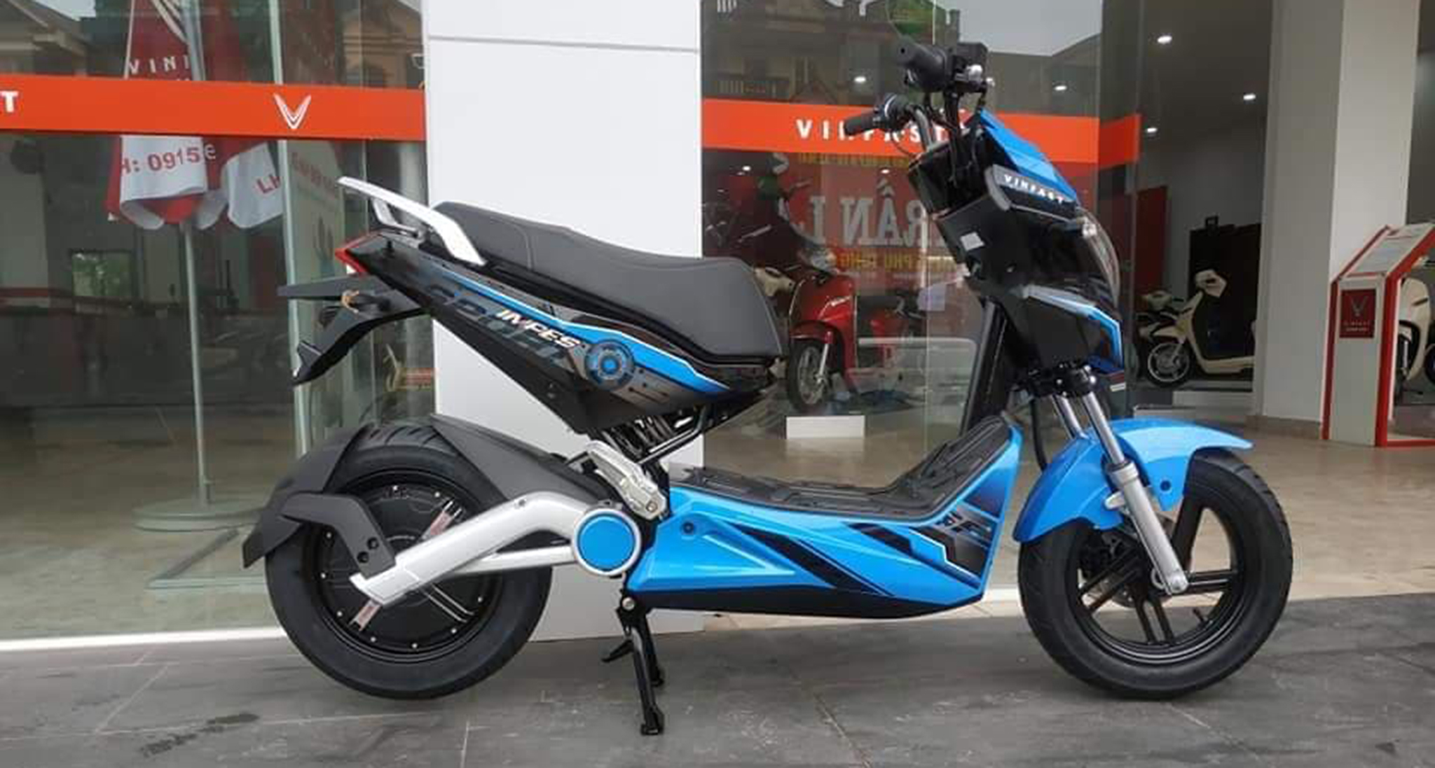 Lộ diện 2 xe máy điện giá rẻ của Vinfast, giá từ 21 triệu