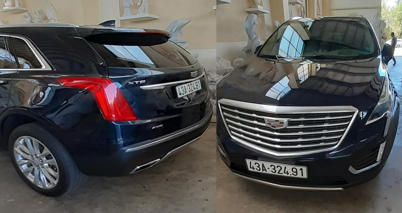 Cadillac XT5 đời mới về Việt Nam, đã ra biển Đà Nẵng