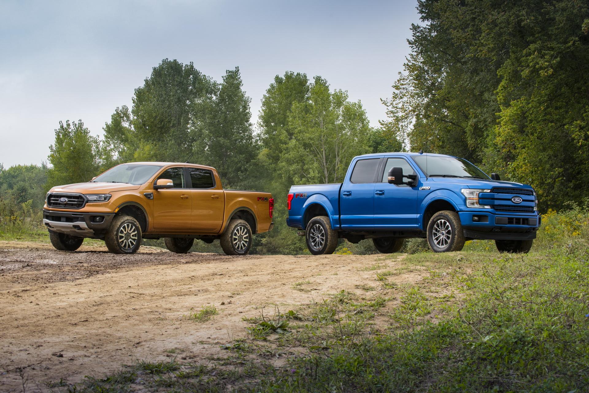 Ford Ranger 2019 bị triệu hồi vì nguy cơ hỏa hoạn