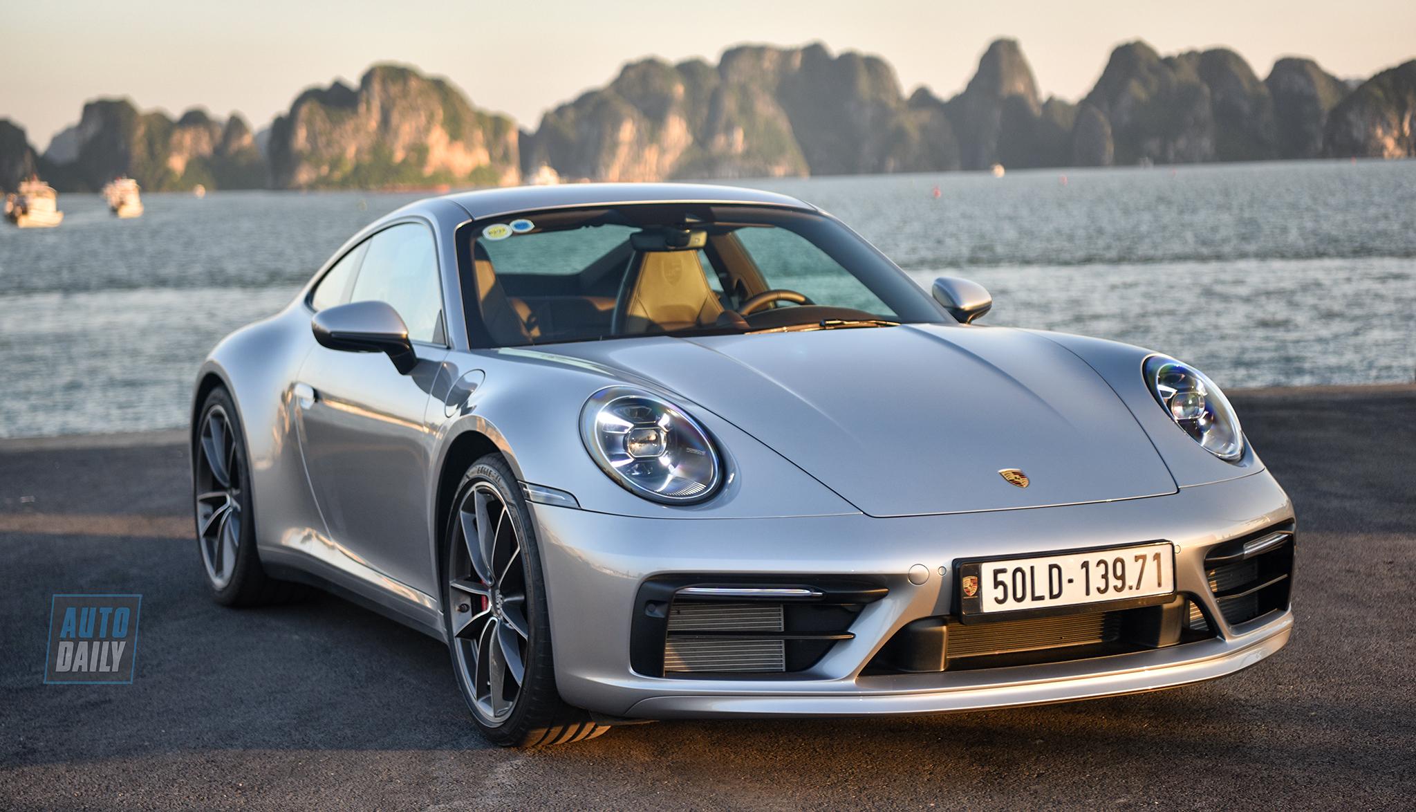 Kết quả hình ảnh cho Porsche 911 carrera 2020 autodaily